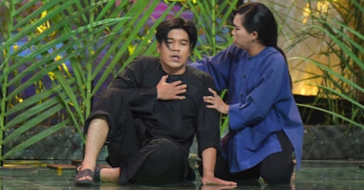 """Sao nam vướng lùm xùm với Võ Hoàng Yên diễn xuất thần khiến NSND Hồng Vân """"nghẹt thở"""" - 1"""