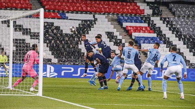Trực tiếp bóng đá PSG - Man City: De Bruyne dứt điểm từ xa (Hết giờ) - 10