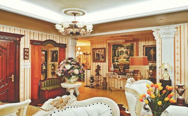 Mới đây, Nathan Lee gây choáng ngợp khi khoe biệt thự 8 tầng, trị giá 300 tỉ ở Hà Nội.