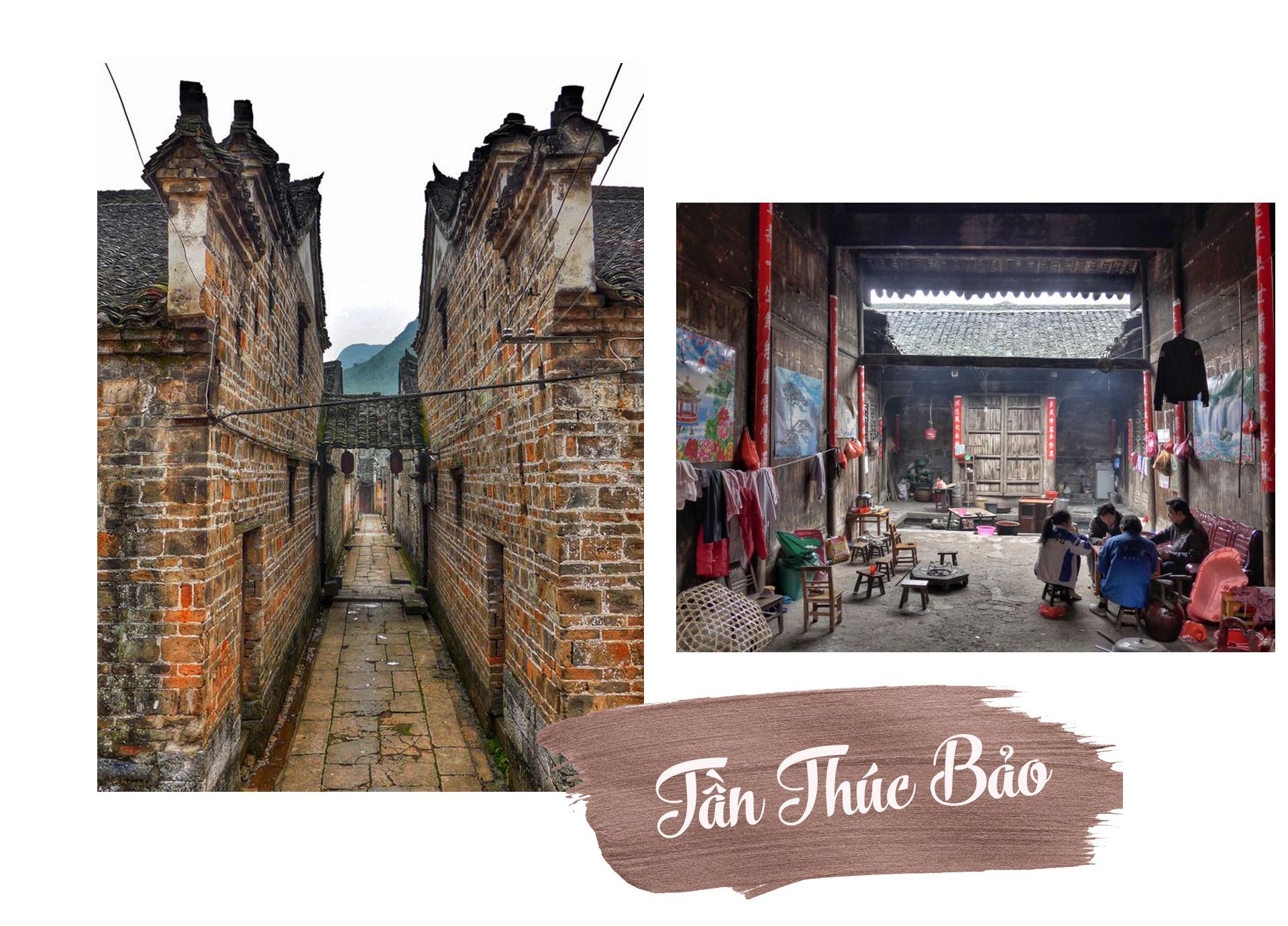 Ám ảnh những ngôi làng cổ xinh đẹp bị bỏ hoang ở Trung Quốc - 8
