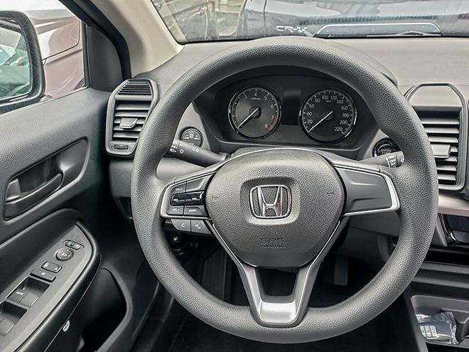 Cận cảnh Honda City bản E có giá bán 499 triệu đồng tại đại lý - 8