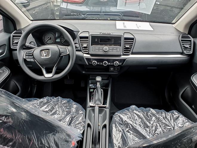 Cận cảnh Honda City bản E có giá bán 499 triệu đồng tại đại lý - 7