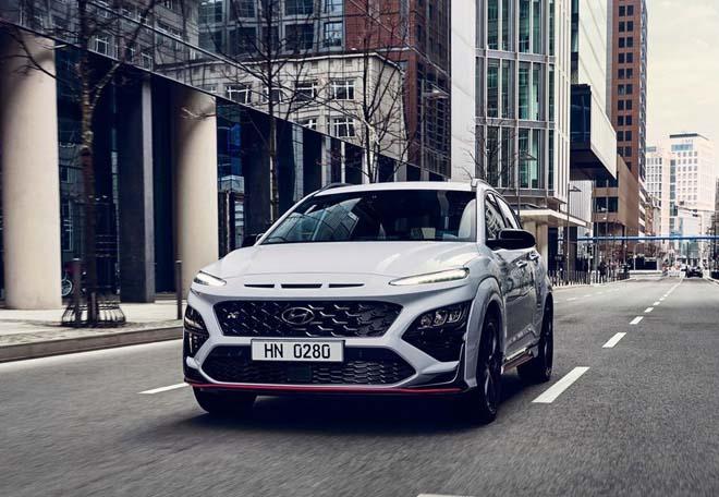 Hyundai Kona N chính thức trình làng, thiết kế thể thao từ trong ra ngoài - 1