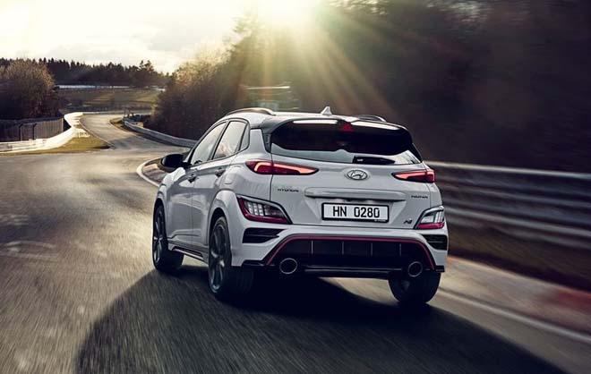 Hyundai Kona N chính thức trình làng, thiết kế thể thao từ trong ra ngoài - 8