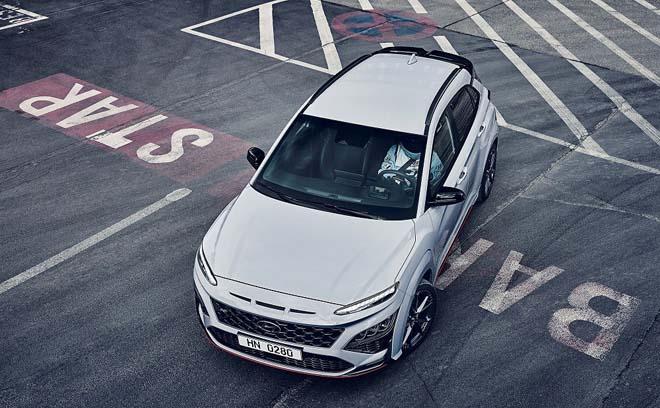 Hyundai Kona N chính thức trình làng, thiết kế thể thao từ trong ra ngoài - 7