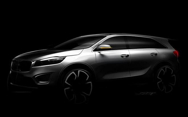 Kia đang phát triển một mẫu MPV cỡ nhỏ cạnh tranh với Mitsubishi Xpander - 1