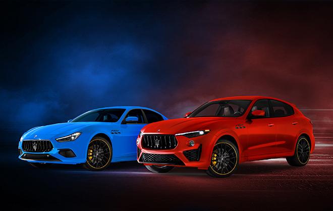 Maserati ra mắt loạt phiên bản đặc biệt F Tributo Special Edition - 1