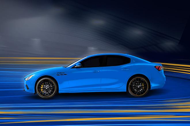 Maserati ra mắt loạt phiên bản đặc biệt F Tributo Special Edition - 4