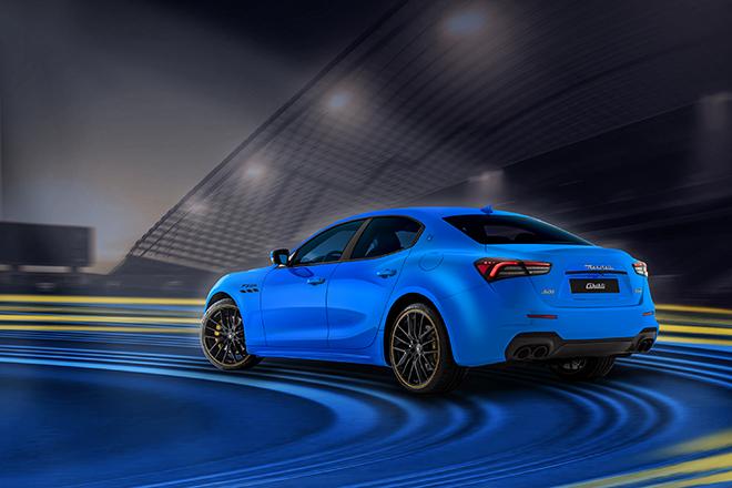 Maserati ra mắt loạt phiên bản đặc biệt F Tributo Special Edition - 5