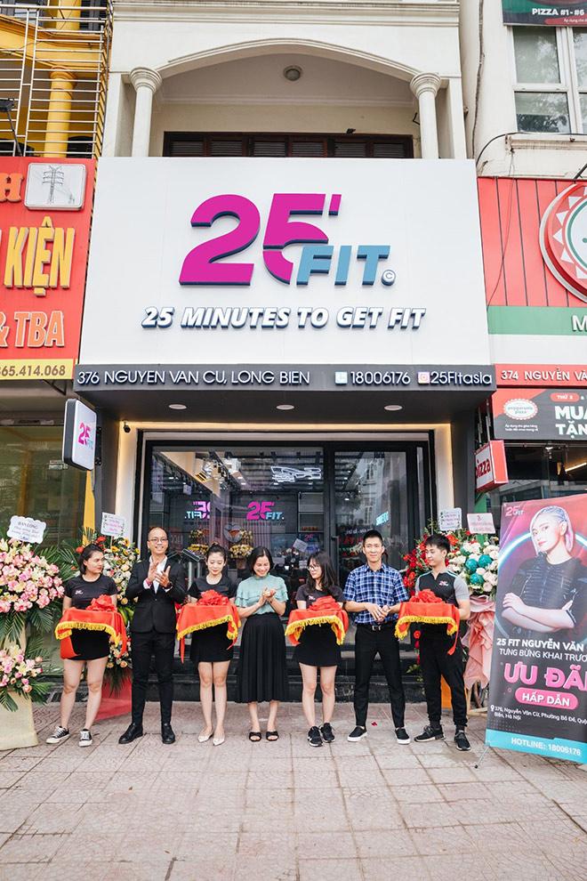 Mô hình tập luyện công nghệ EMS thu hút cư dân tại Long Biên - 1