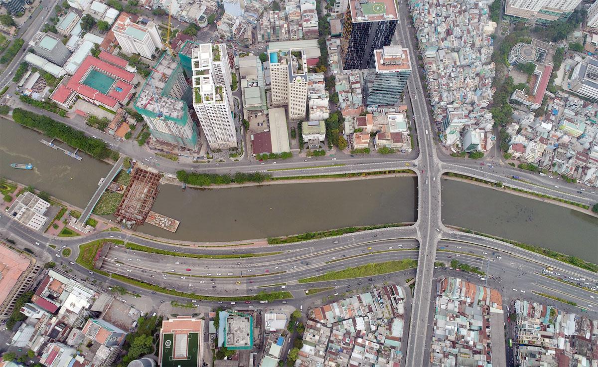 Những công trình giao thông nổi bật của TP.HCM sau 46 năm giải phóng - 4