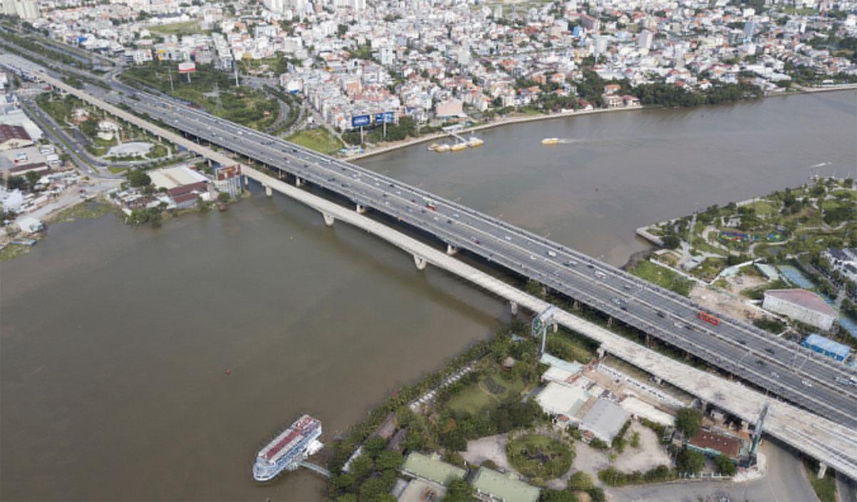 Những công trình giao thông nổi bật của TP.HCM sau 46 năm giải phóng - 6