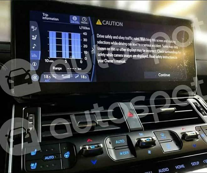 Toyota Land Cruiser 2022 tiếp tục lộ diện, ngày ra mắt đang rất cận kề - 7