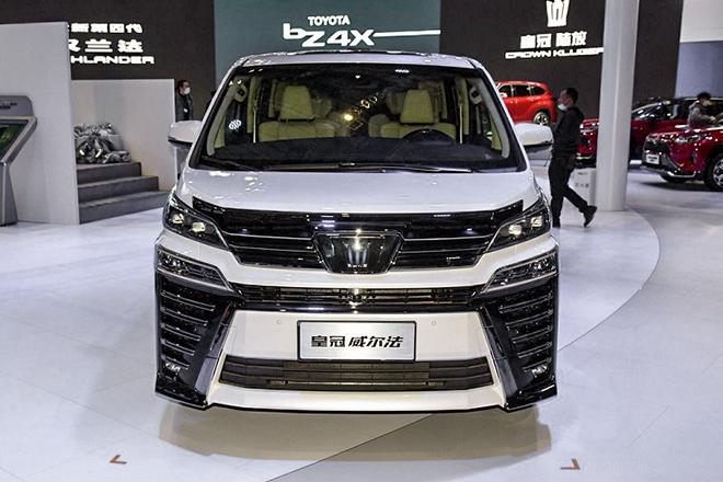 Xe sang Toyota Crown có thêm biến thể minivan cực ngầu - 4