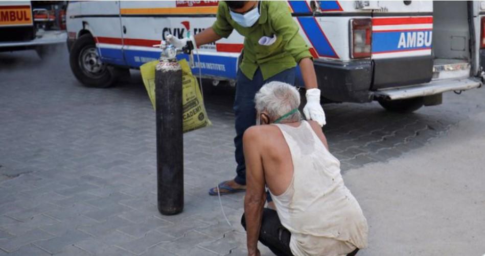 Ấn Độ phá kỷ lục của Mỹ về số ca mắc COVID-19 - 1