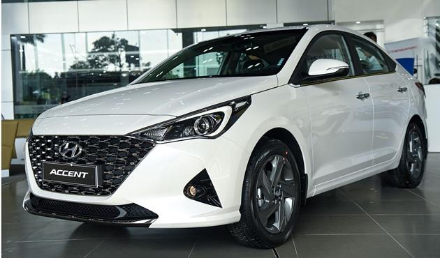 Giá xe Hyundai Accent 2021 mới nhất và thông số kỹ thuật - 1