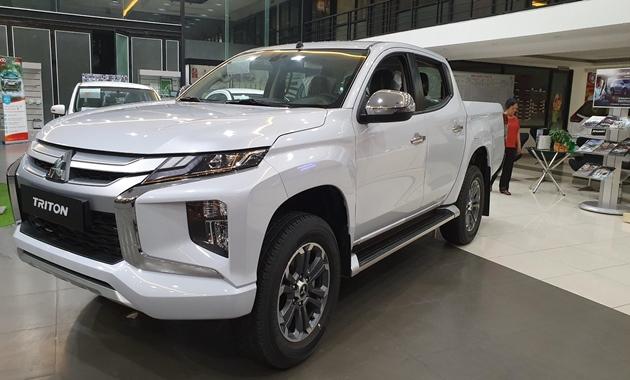 Giá xe Mitsubishi mới nhất tháng 5/2021 đầy đủ các phiên bản - 1