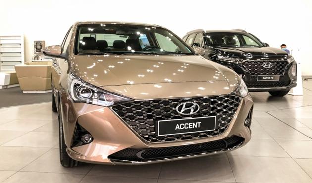 Giá xe Hyundai Accent 2021 mới nhất và thông số kỹ thuật - 2