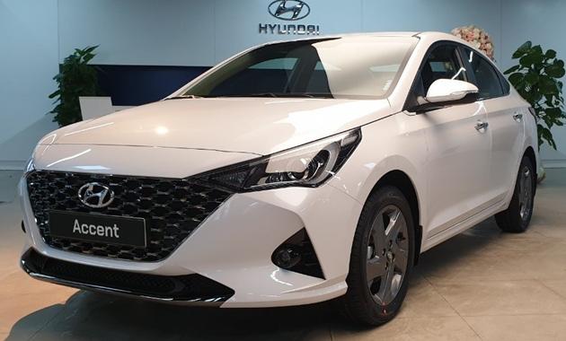 Giá xe Hyundai Accent 2021 mới nhất và thông số kỹ thuật - 3