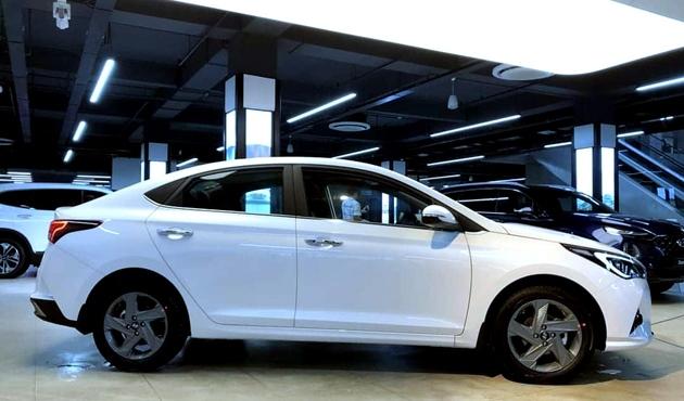 Giá xe Hyundai Accent 2021 mới nhất và thông số kỹ thuật - 5
