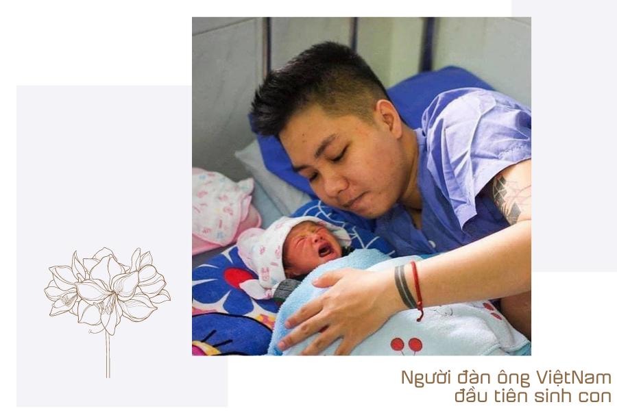 """Người đàn ông Việt Nam đầu tiên sinh con: """"Mỗi ngày nhìn thấy con, tôi lại nhớ đến cô ấy"""" - 4"""