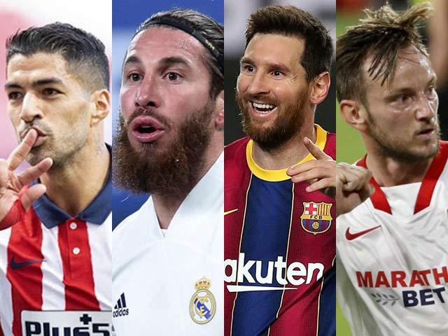 """Điên rồ kịch bản Sevilla đăng quang La Liga, Barca & Real """"ngã ngửa"""""""
