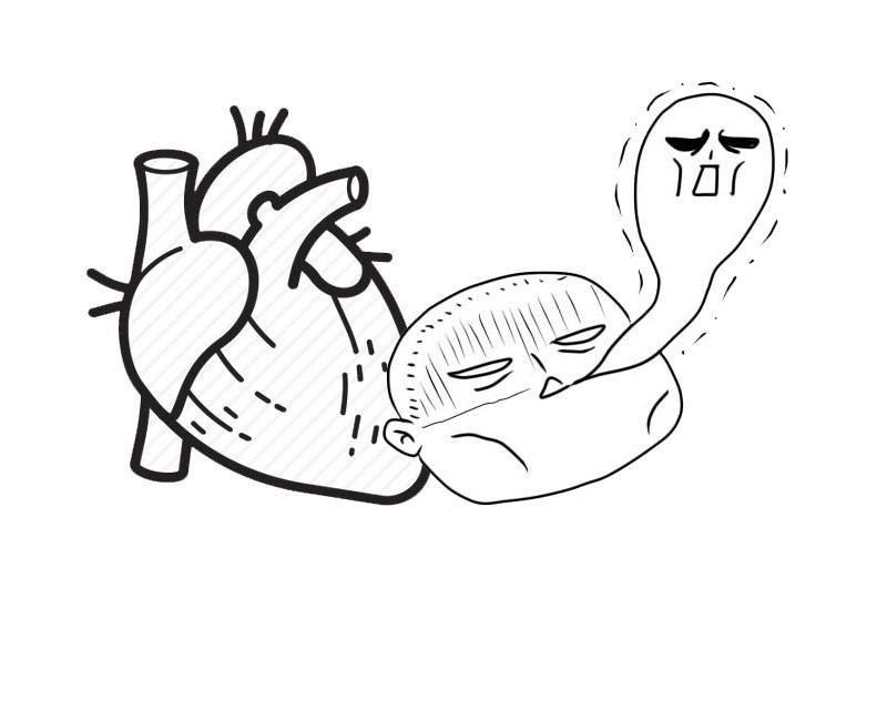 """2 hiện tượng xuất hiện vào buổi sáng chứng tỏ tim đang """"cầu cứu"""" - 1"""