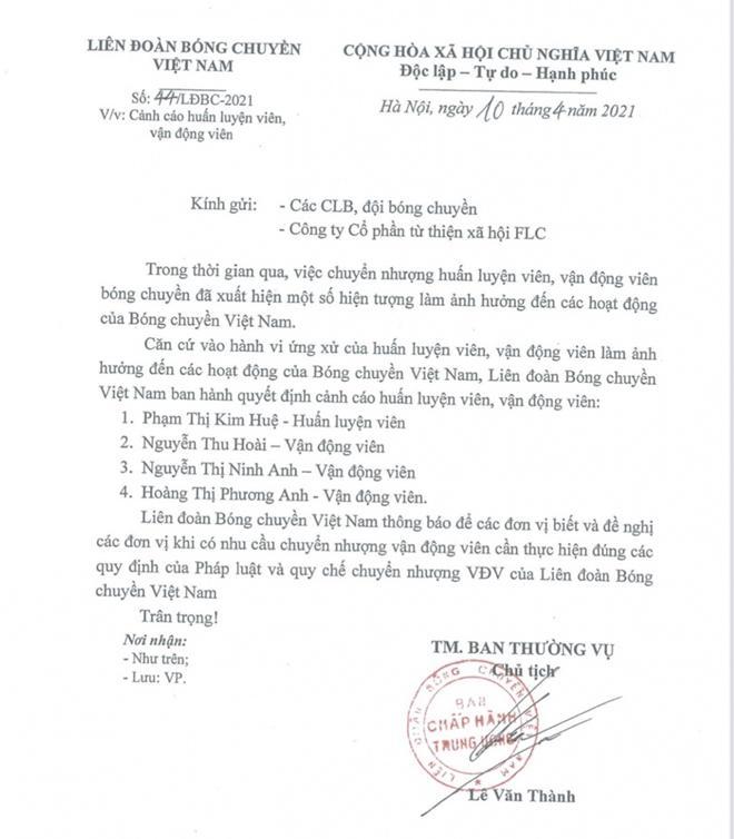 Kim Huệ và VFV: Câu chuyện buồn từ cách hành xử thiếu chuyên nghiệp - 1