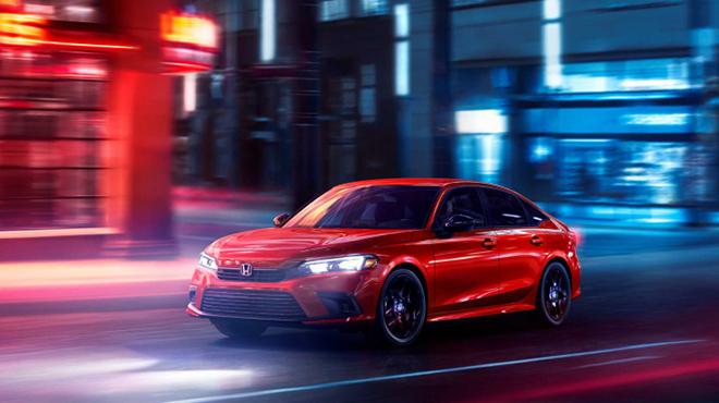 Honda Civic thế hệ mới thay đổi toàn diện, kẻ khen người chê - 3