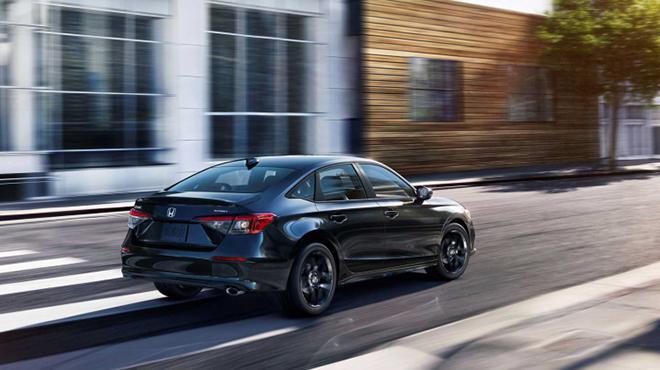 Honda Civic thế hệ mới thay đổi toàn diện, kẻ khen người chê - 9