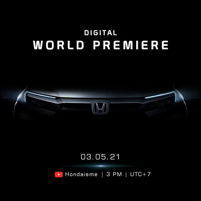 Honda úp mở về một mẫu xe mới sẽ ra mắt trong vài ngày tới - 3