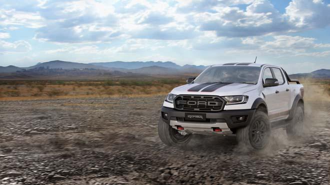 Trình làng Ford Ranger Raptor X 2021, off-road đỉnh cao và ngoại hình bắt mắt - 1