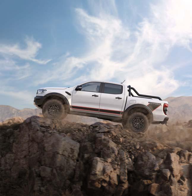 Trình làng Ford Ranger Raptor X 2021, off-road đỉnh cao và ngoại hình bắt mắt - 5