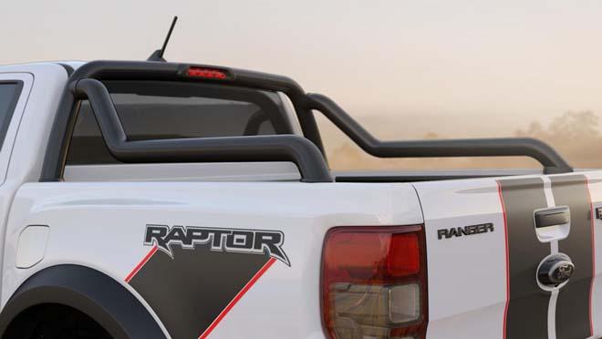 Trình làng Ford Ranger Raptor X 2021, off-road đỉnh cao và ngoại hình bắt mắt - 7
