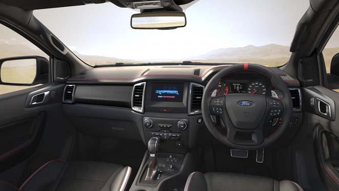Trình làng Ford Ranger Raptor X 2021, off-road đỉnh cao và ngoại hình bắt mắt - 8
