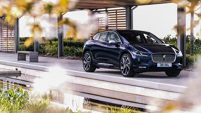 Xe điện Jaguar I-Pace có thêm phiên bản đặc biệt, giá bán hơn 2,3 tỷ đồng - 4