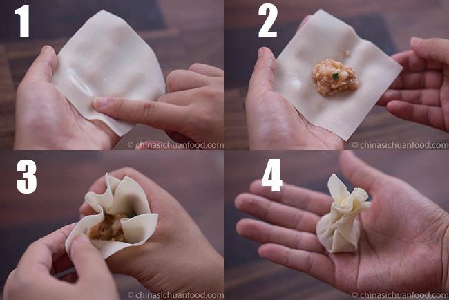 6 cách gói hoành thánh đơn giản nhưng kích thích vị giác - 5