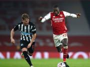 """Nhận định bóng đá Newcastle - Arsenal: """"Pháo thủ"""" vừa đá vừa lo Europa League"""