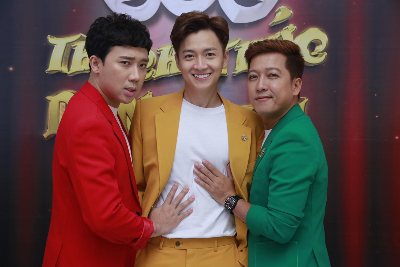 """""""Thách thức danh hài"""" tuyên bố thay giám khảo Trấn Thành, Trường Giang và MC Ngô Kiến Huy - 1"""