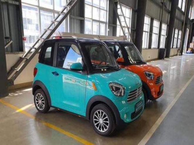 Ô tô điện giá dưới 100 triệu đồng khiến nhiều người mê mẩn - 3