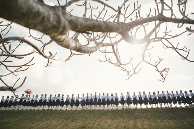 Bộ ảnh kỷ yếu đẹp như phim của hội nữ sinh Thái chứng minh vẻ đẹp nằm ở sự giản dị - 1