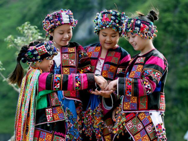 Du lịch - Sắc màu Hà Giang - vẻ đẹp quyến rũ nơi rẻo cao Đông Bắc