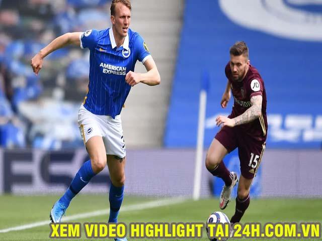 Trực tiếp bóng đá Brighton - Leeds United: Bàn thắng quan trọng của Welbeck (Hết giờ)