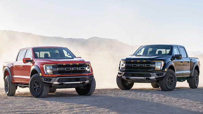 Ford công bố giá bán của F-150 Raptor và Tremor 2021 - 1