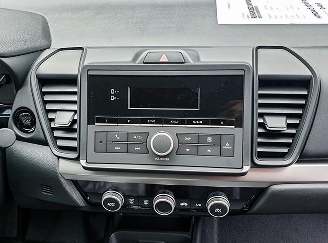 Giá lăn bánh xe Honda City bản E vừa được giới thiệu, rẻ nhất 499 triệu đồng - 8
