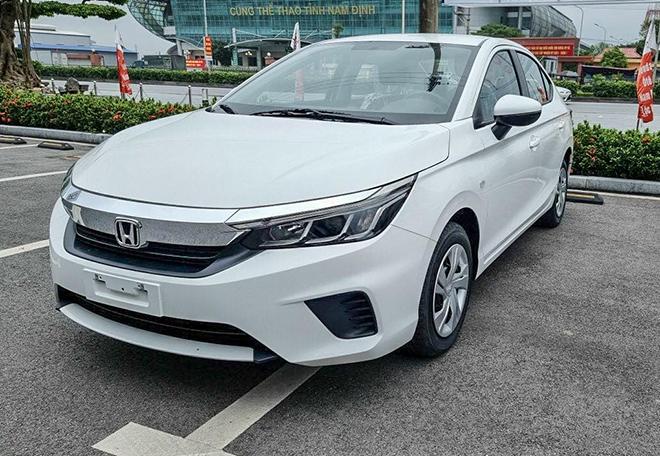 Giá lăn bánh xe Honda City bản E vừa được giới thiệu, rẻ nhất 499 triệu đồng - 1