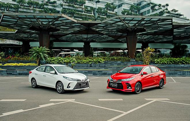 Giá xe Toyota Vios lăn bánh tháng 5/2021 - 1