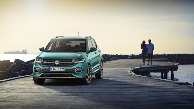 Volkswagen sẽ đưa bộ đôi xe SUV mới về Việt Nam trong năm nay - 1