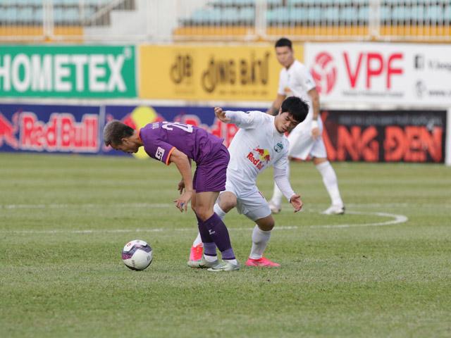 Trực tiếp bóng đá HAGL - Bình Dương: Bỏ lỡ tiếc nuối (Hết giờ)