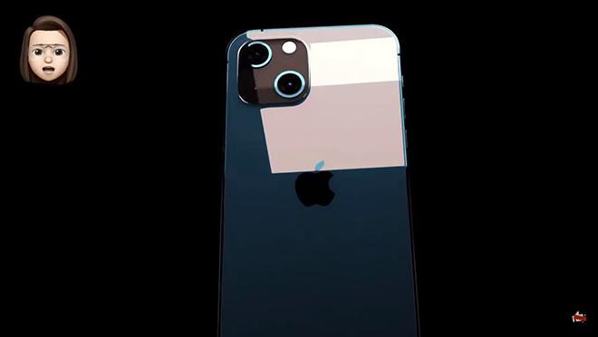"""Lặng người ngắm """"em út"""" iPhone 13 Mini xinh xắn trong video concept - 1"""